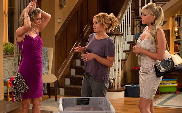 La serie de televisión Full House regresa a Netflix 20 años después de decir adiós
