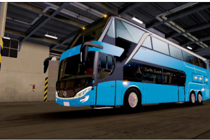 Download Bus Simulator Indonesia v3.2 Apk + Mod