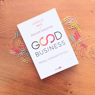 Good Business - Liderlik, Akış ve Anlam Yaratma (Kitap)