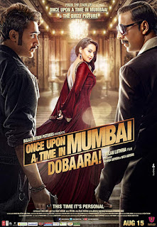 Once Upon a Time in Mumbai Dobaara! (2013) Full Movie Hindi 720p 480p HDRip