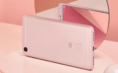 Harga dan Spesifikasi Xiaomi Redmi Note 5A