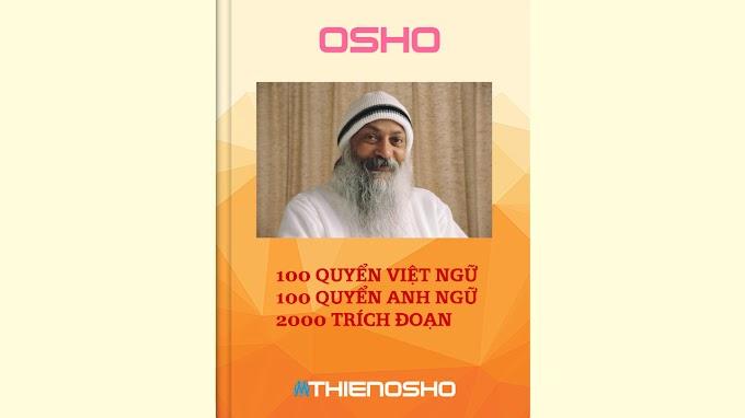 12 Trích dẫn hay trong quyển Can đảm – Biến thách thức thành sức mạnh – Osho