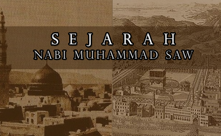 Sejarah Nabi : Kehidupan Rumah Tangga Nabi Muhammad SAW dan Khadijah