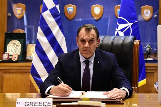 Παναγιωτόπουλος: Προς εξυπηρέτηση κοινωφελών σκοπών διατέθηκαν τα στελέχη ΕΔ για ελέγχους στα αεροδρόμια-λιμάνια (ΕΓΓΡΑΦΟ)