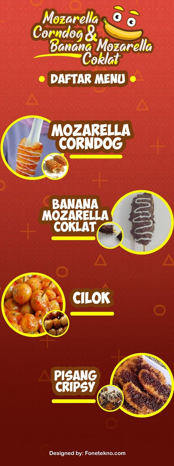 Desain Spanduk Makanan : desain, spanduk, makanan, Kumpulan, Pelajaran, Contoh, Banner, Keren, Makanan