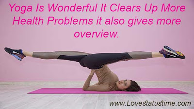 Quotes for Yoga Class Inspirational Status