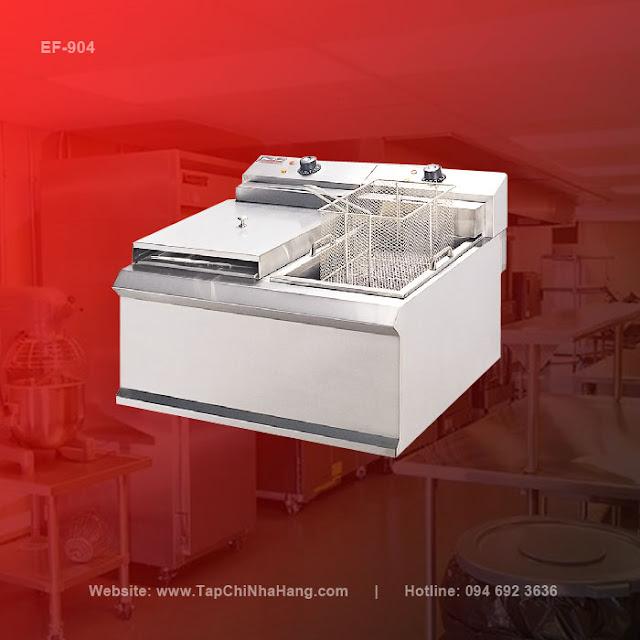 Bếp chiên nhúng đơn EF-904