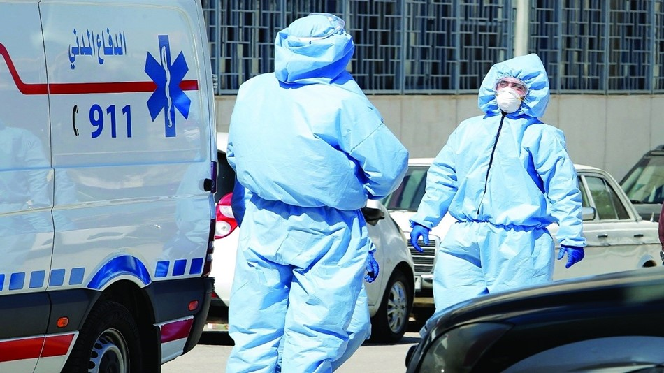 الأردن يسجل 796 حالة إصابة جديدة بفيروس كورونا