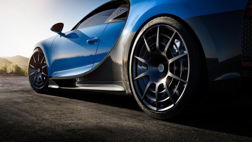 Đón chờ siêu xe cực hiếm Bugatti Chiron Pur Sport