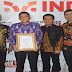 Terpopuler Di Media Online, Pemko Padang Raih Anugerah Humas Indonesia 2019