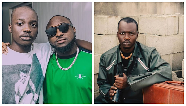 My heart is so heavy- Davido says as he mourns his Photographer, Fortune