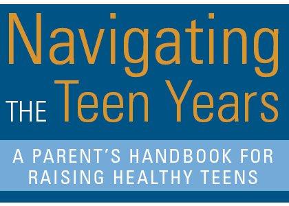 Handbook For Raising Healthy Teen 27