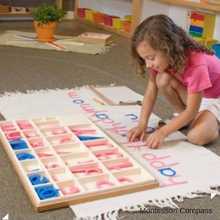 Bunda Ingin Mengajarkan Membaca Pada Anak?  Bisa Coba dengan Metode Montessori Ini