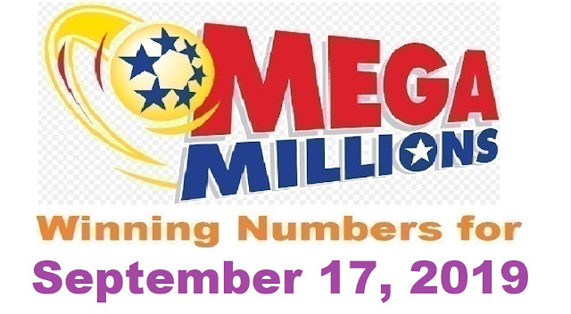 Mega Millions Winning Numbers for Tuesday, September 17, 2019
