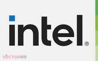 Intel New 2020 Logo - Download Vector File CDR (CorelDraw)