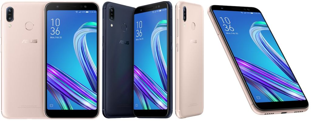 Hp Asus Zenfone Max (M1) (ZB555KL) (2018) beserta harga dan Spesifikasi