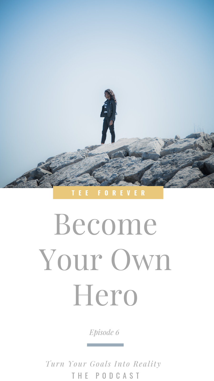 Become Your Own Hero
