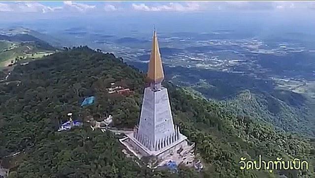 เที่ยวชมวัดป่าภูทับเบิก วัดที่สูงที่สุดในประเทศไทย จ.เพชรบูรณ์