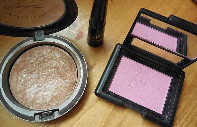 best of 2013, makeup favorites, mac soft and gentle, elf liquid eyeliner, elf cosmetics