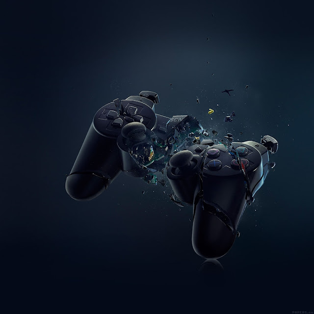 controller, game, playstation, wallpaper android