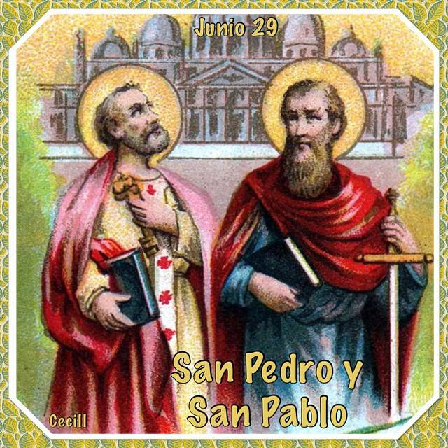 La Santidad Como Tarea San Pedro Y San Pablo 29 De Junio