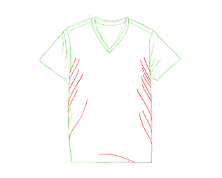 HOW TO DRAW A PlainTshirt