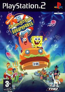 The SpongeBob SquarePants Movie PS2 ISO