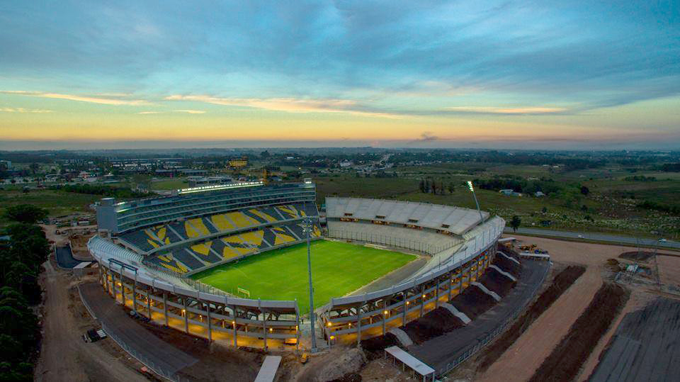 estadio campeon del siglo penarol