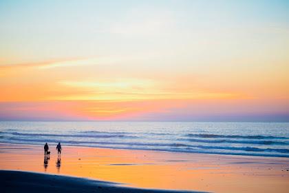 9 Tempat Ide Liburan ke Pantai