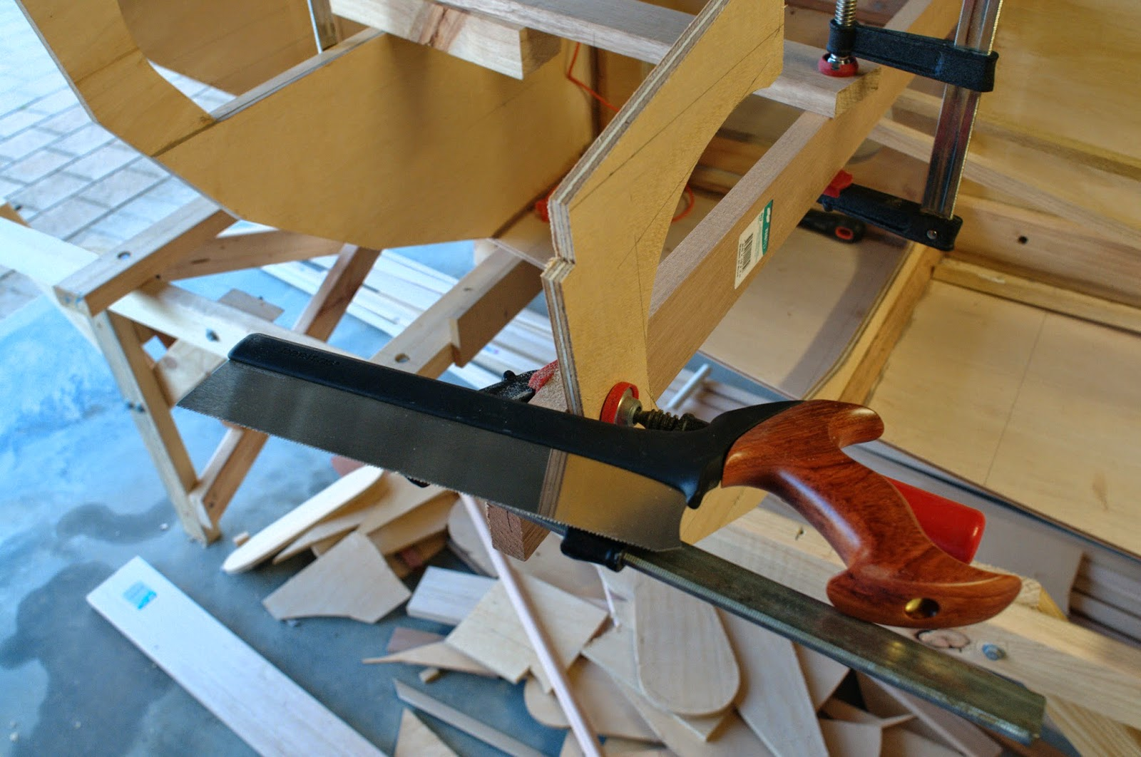 Suzy's Blog: Buying expensive tools and bling, getting on