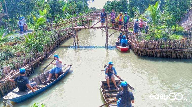 du lịch 1 ngày gần Sài Gòn