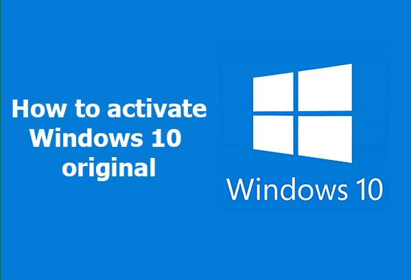 How to activate windows 10 original cloud backup in buying original software will include serial numbernya in the box here are some advantages if we use the original windows software ccuart