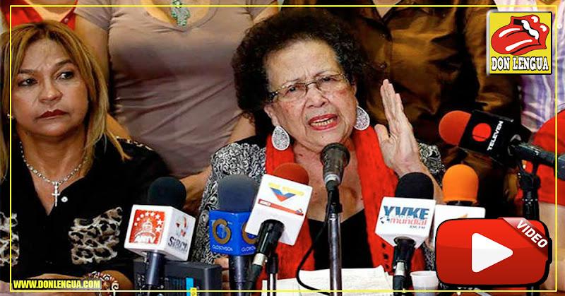 Constituyente chavista dice que no fórmula infantil porque todas las venezolanas tienen pechos