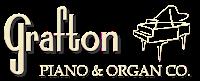 Grafton Piano & Organ company - LOGO with piano picture