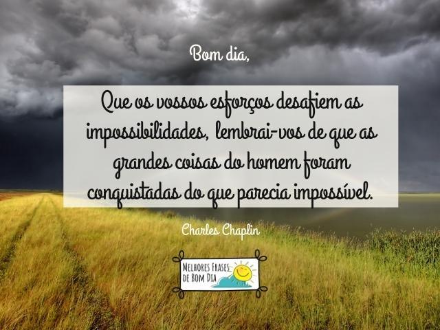 Frases de Charles Chaplin