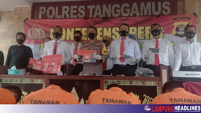 Buntut Organ Tunggal Syila Musik, 8 Orang Jadi Tersangka, 1 DPO