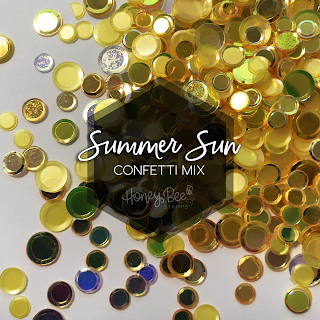 Summer Sun Confetti Mix