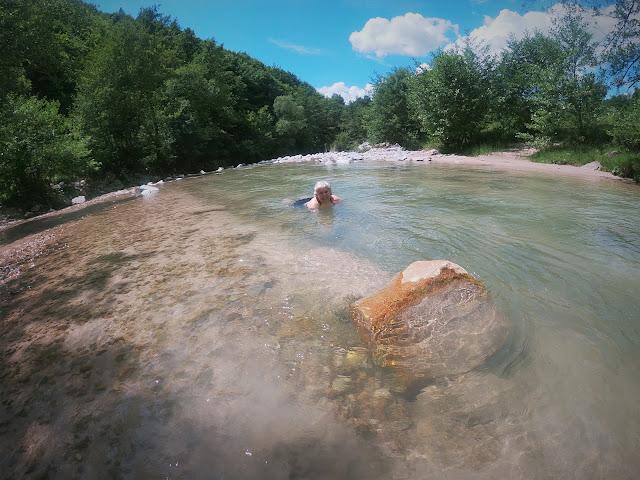 Crisul Pietros River, Romania