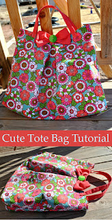 Diy Cute & Easy Tote Bag Tutorial