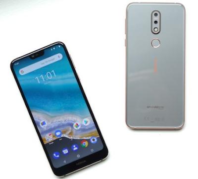 الكشف رسمياً عن الهاتف الجديد Nokia 7.1