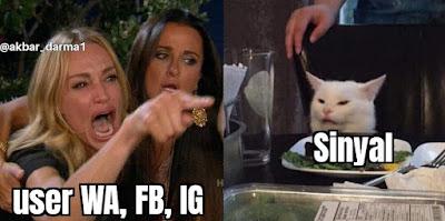 meme wa ig facebook eror lucu