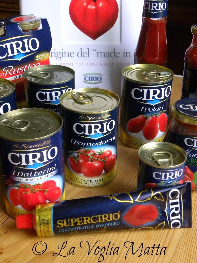 prodotti Cirio