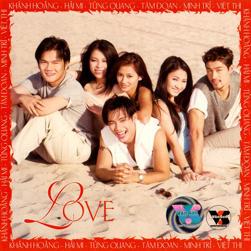 Vân Sơn CD - Love (NRG)