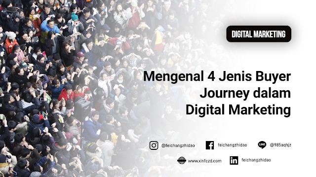 Mengenal 4 Jenis Buyer Journey dalam Digital Marketing