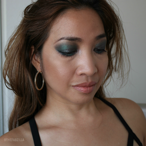 emerald smokey eyes, emerald smoky eyes, makeup for brown eyes, fall makeup, jewel-toned eye makeup, tutorial smokey eyes, tom ford titanium smoke, tom ford cream color for eyes