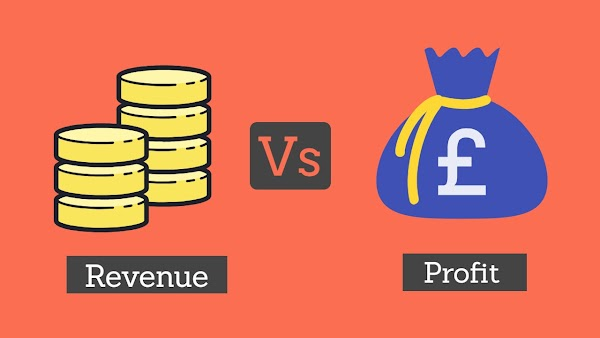 Profit vs Revenue | All of the Definition - Tooprofit.com