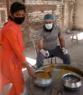समस्तीपुर के एमपी,एमएलए,मंत्री क्षेत्र से गायब सरकारी सहायता नदारत,सामाजिक कार्यकर्ता बने भूखों के तारणहार- खालिद अनवर।