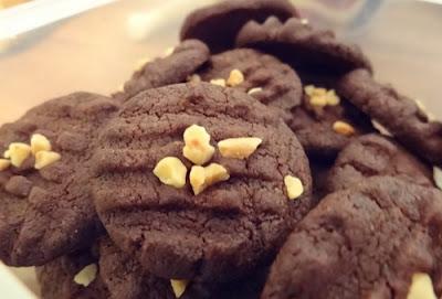 Resep Kue Kering Coklat Kacang