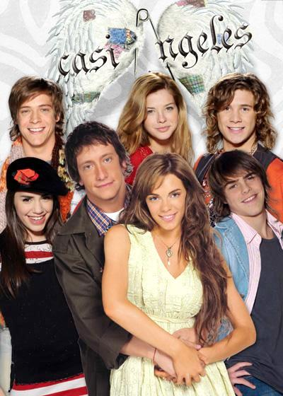 Foto de Teen Angels en portada