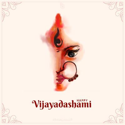 Happy Vijayadashami Durga Maa Images